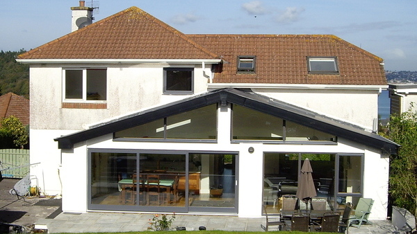 Wiseman Designs - South Facing Triple Glazing