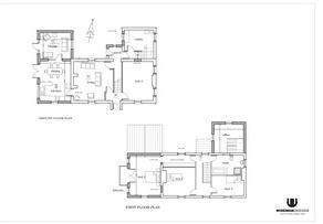 Wiseman Designs - Floor Plan Home Office