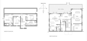 Wiseman Designs - Timber Framed Floor Plan
