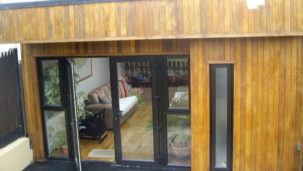 Wiseman Designs - Flat Roof Cedar Clad