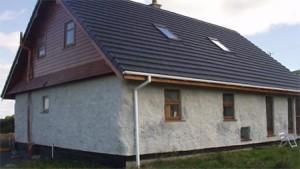 Wiseman Designs - Straw Bale House